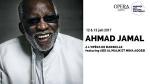 Concert Ahmad Jamal, Abd Al Malik, Mina Gossi 12-13 Juin 2017 Opéra de Marseille