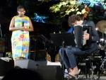 Vincent Peirani et Cécile McLorin Salvant, Charlie Jazz Festival, 03 juillet 2016
