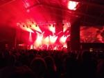 Et le soir...concert de Ben l'Oncle Soul!