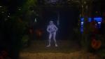 Hologramme et crustacés...