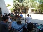 Concert Deltas, Arles, 17 Juil 2014