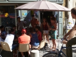 Le Plateau Radio en Direct! Arles 17 Juil 2014