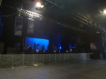 Balances de Christine and The Queens, Fiesta des Suds 2014