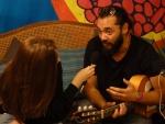 Interview de Nedjim Bouizzoul, Fiesta des Suds, 19 oct 2017