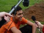 Youssef Mahdaoui, 18 ans, volontaire Unis-Cité