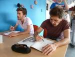 Domas & Eddy Vaccaro, 1er Concours de Bande Dessinée de la Médiathèque de l'EMA