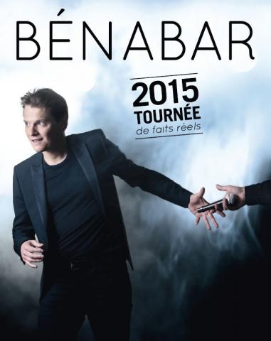 Concert Bénabar au Dôme, le 20 mars 2015