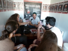 Les ados interviewent Ben l'Oncle Soul
